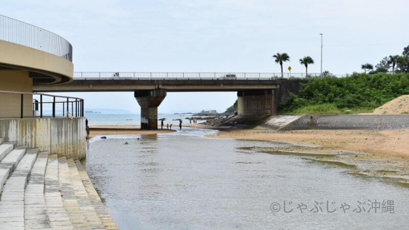 漢那福地川